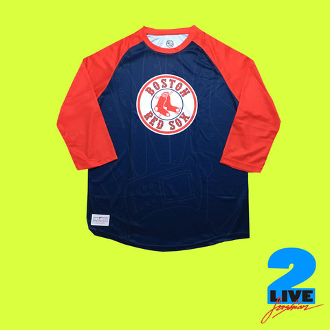BOSTON RED SOX JERSEY SHIRT