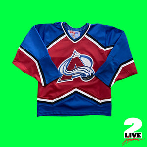 CCM- Colorado Avalanche Jersey