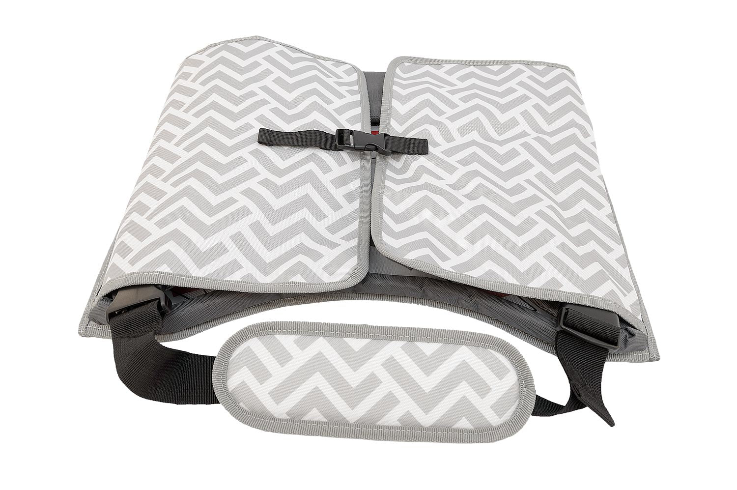 Kenley Kids travel tray folded bag portable chevron