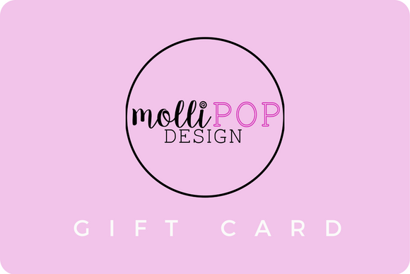 molliPOP gift card