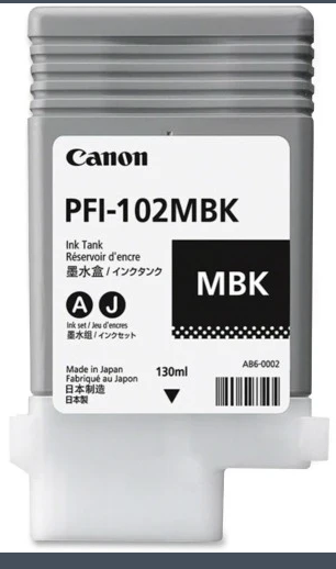 Canon PFI-102 Ink Tanks 130ml