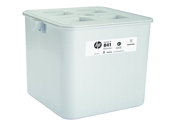 HP 841 PageWide XL Cleaning Container