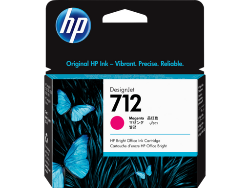 HP 712 DesignJet Ink Cartridge