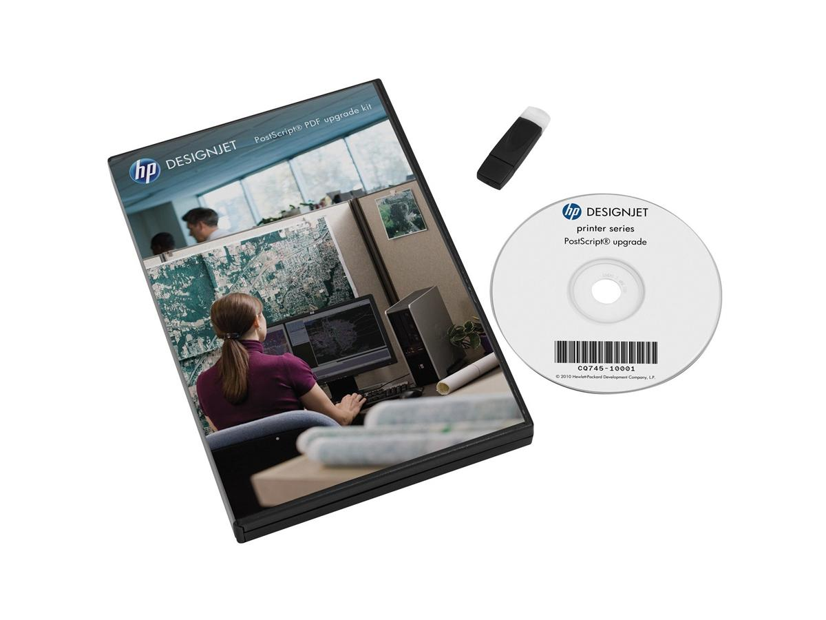 HP DesignJet PostScript Upgrade Kit