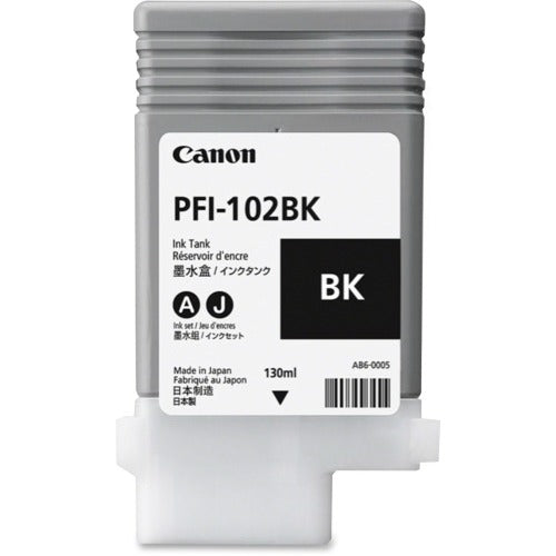 Canon PFI-102 Dye Ink Tank 130ml