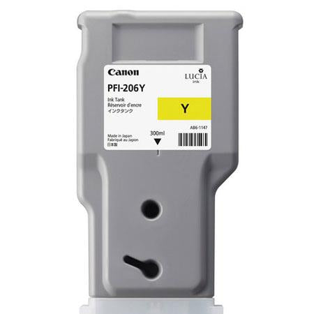 Canon PFI-206 Pigment Ink Tank 300ml