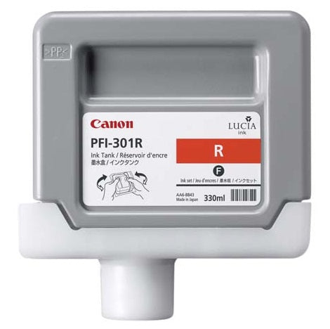 Canon PFI-301 Pigment Ink Tank 330ml