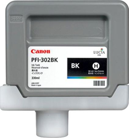 CANON PFI-302 Pigment Ink Tank 330ml
