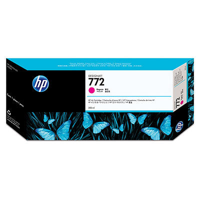 HP 772 DesignJet Ink Cartridge 300ml