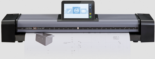 Contex SD One 44-inch MF Wide Format MFP Scanner
