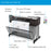 "HP DesignJet T830 Mobile 36"" MFP Technical Printer"