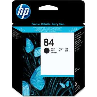 HP Black #84 Printhead - C5019A