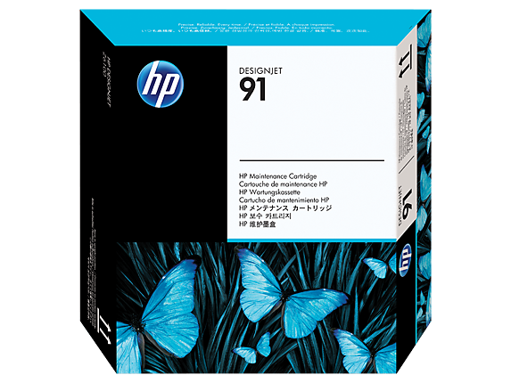 Hp # 91 Maintenance Cartridge. - C9518A