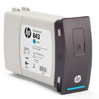 HP 843A PageWide XL 400-ml Ink Cartridge