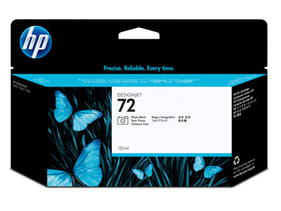 HP #72 Ink Cartridges.  Available in 69ml or 130ml