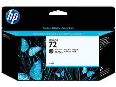 HP #72 Ink Cartridges.  130ml