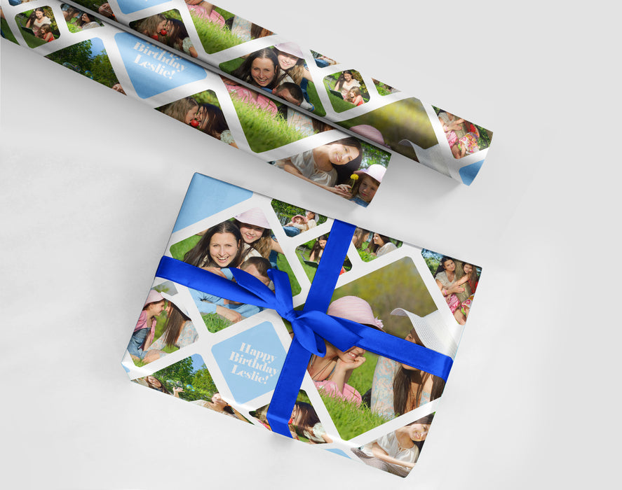 "HP Satin Wrapping Paper 30""x500' 3"" Core 1 roll"