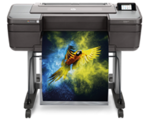 "HP DesignJet Z9+ 24"" Wide Format PostScript Printer - W3Z71A#B1K"