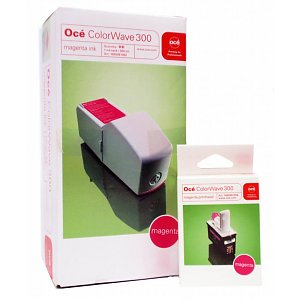 Océ Ink Tank & Ink Head for the Colorwave 300