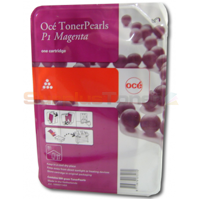 Océ TonerPearls for ColorWave 600 1 Bottle per Carton