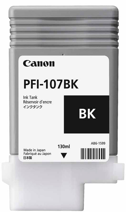 Canon PFI-107 Dye Ink Tank 130ml