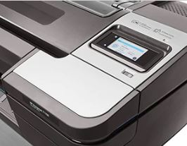 HP DesignJet T1700 44-in Dual Roll Non-PostScript Printer