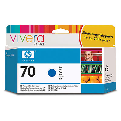 HP # 70 Ink Cartridge 130ml