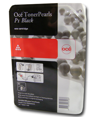 OCE TonerPearls for ColorWave 600 1 Bottle per Carton - '1060011493