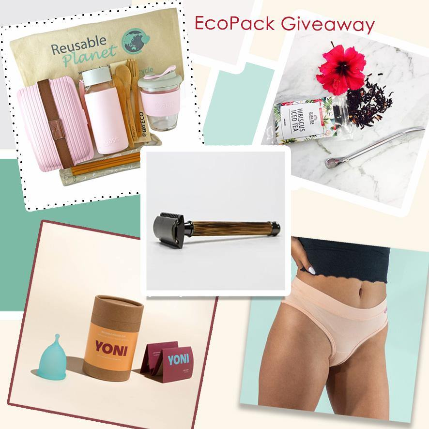 WIN OVER $400 WORTH OF GIRLIE ECO GOODIES!