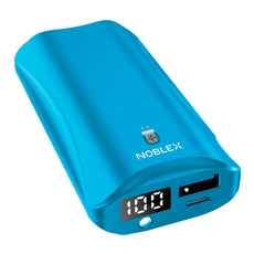 Power Bank Noblex Pbn-500afa 500mah Celeste