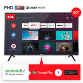 Televisor Tcl 40'' L40s6500 Smart Android