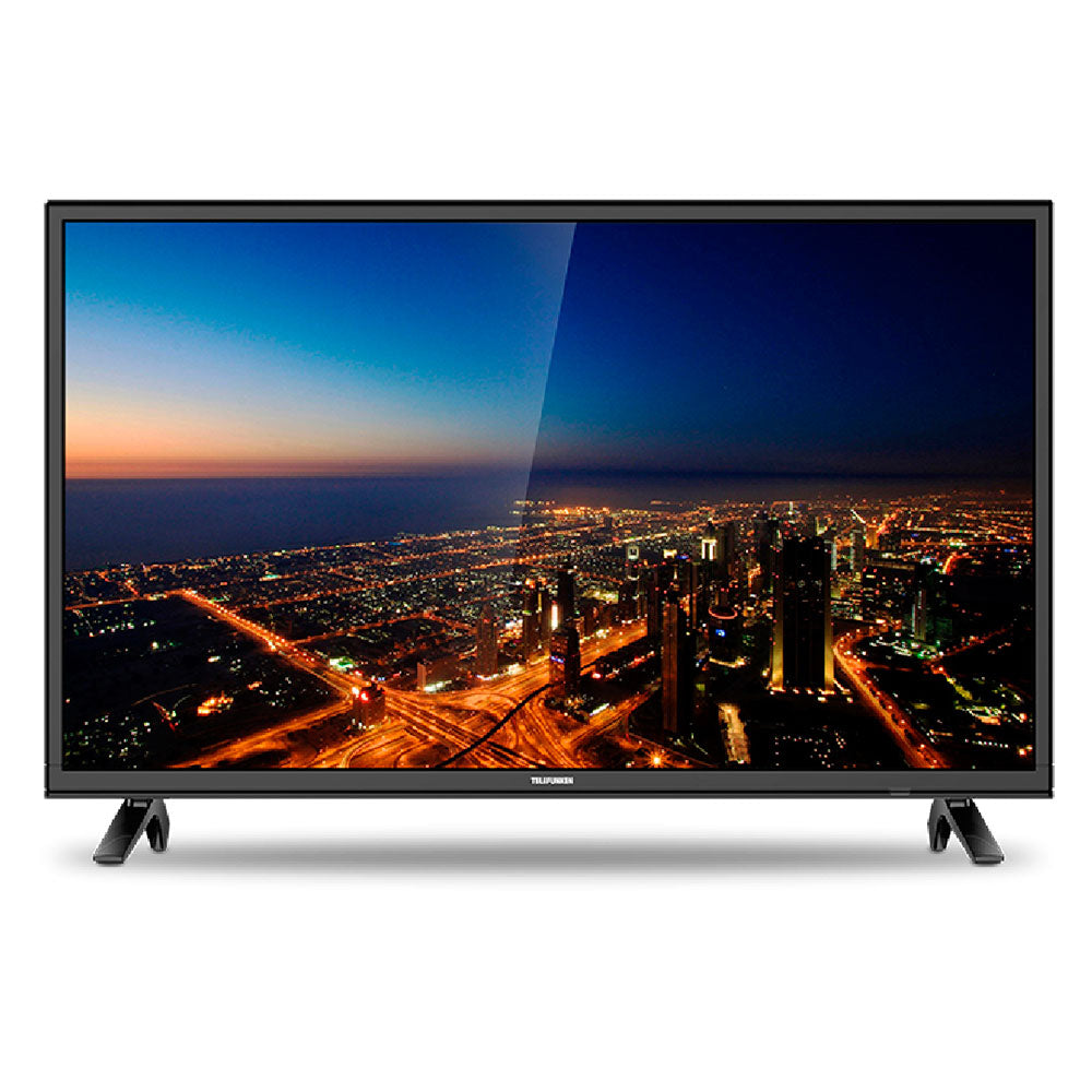 Smart Tv Telefunken 49'' Tkle4918rtu 4k