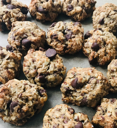 Lactation cookies you'll want to eat all day long
