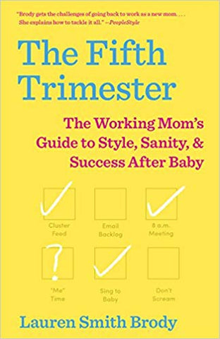 the fifth trimester back to work for new mamas