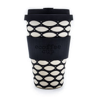 Ecoffee Cup - Basket Case (14oz) - Life and Co