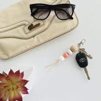 Mama & Boo Monaco Keyring - Life and Co