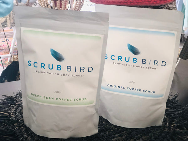 Scrub Bird - Rejuvinating Body Scrub - Life and Co