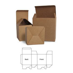 Gift Auto-Lock Boxes & Packages