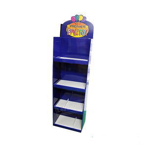 Toys Cardboard Pop Shelf Displays