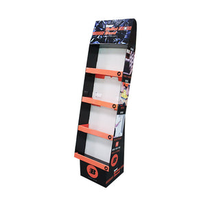 Cardboard Shelf Pop Displays