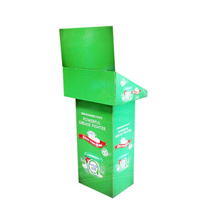 Chewing Gum Floor Cardboard Pop Displays