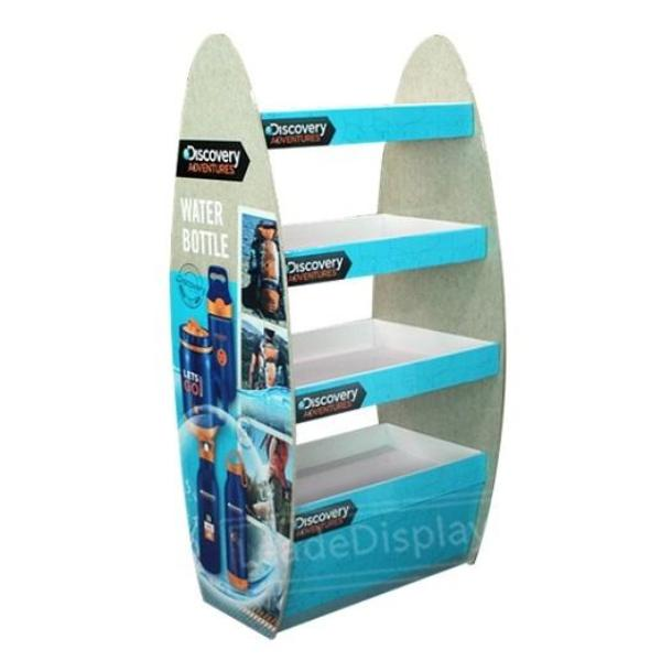 Cup Bottle Floor Cardboard  Pop Displays