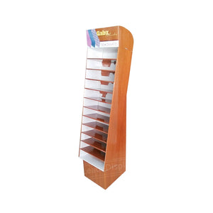 Ties Floor Cardboard  Pop Displays