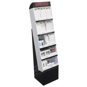 Electronic Products Cardboard Shelf Pop Displays