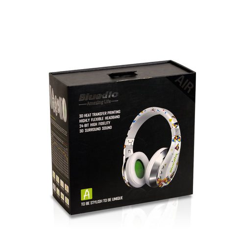 Custom Headset Box Package With Logo Printing