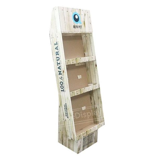 Promotion Floor Cardboard Pop Displays