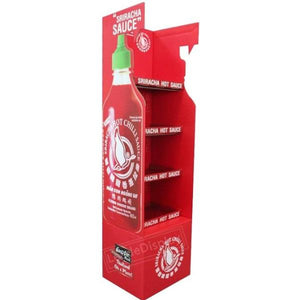 Promotional Cardboard Shelf Pop Displays