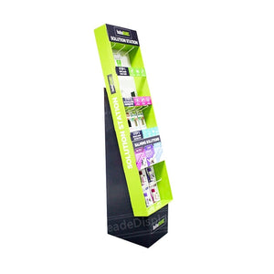 Promotional Retail Cardboard Pop Hook Displays