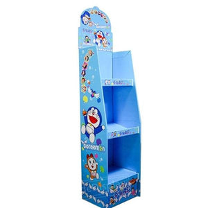 Retail Store Point Of Sales Cardboard Shelf Pop Displays