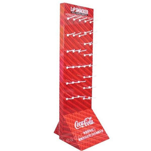 Supermarket Peg Cardboard Pop Hook Displays